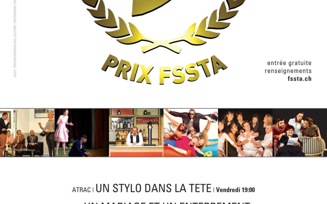 «Famille d'artistes» sélectionné pour le prix de la FSSTA!