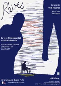 Affiche du spectacle Rêves de novembre 2020