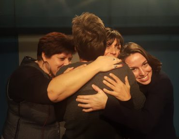 Famille d'artistes, la nouvelle pièce de la Compagnie du Vide-Poche